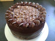 Chocolate Cake Chocolate Cake, Cakes, Desserts, Food, Cake Chocolate, Tailgate Desserts, Chocolate Cobbler, Meal, Chocolate Stout Cake