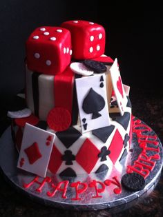 My Sweet Zepol » Casino Cake