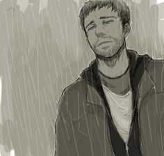 Ethan Mars ||| Heavy Rain Fan Art