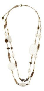 Look what I found at House of Fraser House Of Fraser, Beaded Necklace, Summer, Jewelry, Fashion, Beaded Collar, Moda, Summer Time, Pearl Necklace