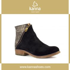 http://www.kannashoes.com/menu/tienda/otono-invierno-1617/id245-ki6870-lisboa-miami-negro.html #shoes #kannashoes #kanna #autumn #winter #newseason #fashion #woman #fashion