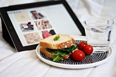 #ipad #technology #tomatoes #food #health #healthy