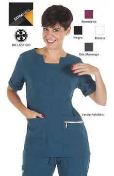Nurse Life, Caregiver, Scrubs, Fashion Dresses, Dresses For Work, Blouses, Women, Art, Nurse Scrub Outfits