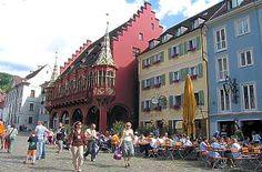 Historisches Kaufhaus Freiburg im Breisgau