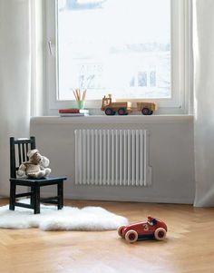 Charleston Design Heizkörper, Sanierung, Wohnzimmer, Sonstiges, Indoor  Outdoor, Heizkörper