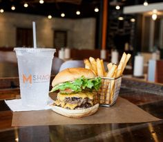 "M Shack was voted ""Best Burger"" by Jacksonville Magazine readers! #nocatee"