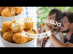 BOLINHA DE QUEIJO SUPER CROCANTE E QUEIJUDA | VERÃO | O Bigode na Cozinha 36 Dani Noce - YouTube