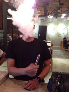 Vaporizer smoked...