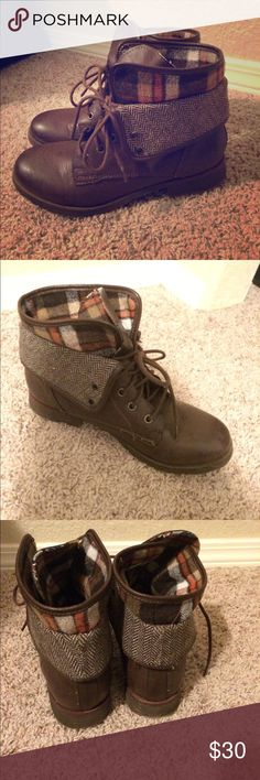 Boots Size 8 rock & candy boots. Barely used and in good condition. Shoes Ankle Boots & Booties