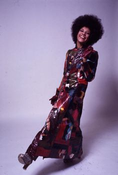 Portrait Of Betty Davis Photo by Anthony Barboza