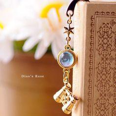 【Dios's Rose】双眼鏡ブックマーカー