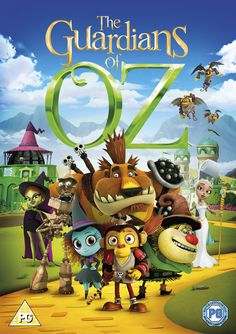 #Win The Guardians of Oz on DVD #films #kidsfilms @Serenityyou #giveaway