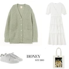 #honeystudio Kpop Fashion Outfits, 80s Fashion, Chic Outfits, Korean Fashion, Boho Fashion, Kawaii Fashion, Fashion Styles, Casual Curvy Fashion, Minimal Fashion