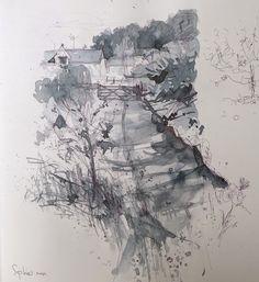 the painter's progress Chris Prout