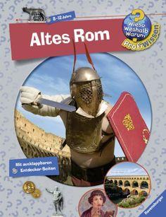 Wieso? Weshalb? Warum? ProfiWissen 9: Altes Rom von Dela Kienle http://www.amazon.de/dp/3473327247/ref=cm_sw_r_pi_dp_NNLQvb1F541DH