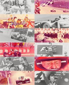 Thank You, Goodbye Michael Schumacher ♥ You are the one of the Greatest World Champions.