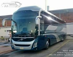 Luxury Bus, New Bus, Mode Of Transport, Bus Driver, Busses, Coaches, Concept Cars, Volvo, Dream Homes