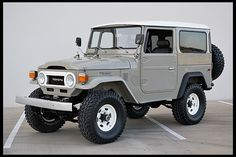 1976 Toyota FJ-40 258 CI, 4-Speed at Mecum Auctions