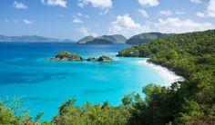 Cinnamon Bay is one of my personal favorite St John beaches. Caribbean Honeymoon, Honeymoon Registry, Honeymoon Pictures, Us Virgin Islands, Destin Beach, Top Hotels, Vacation Spots, Places To Go, Travel