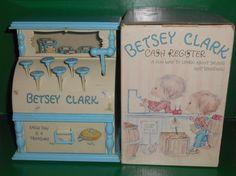 Betsey Clark Register Cash LJN EN Boite Caisse Enregistreuse | eBay