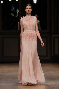 Blush - Georges Hobeika fall 2011