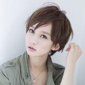 オトナ女子のための人気ショートヘアカタログ♡髪型/ヘアスタイル - NAVER まとめ