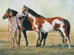 Native American Wealth Wallpaper