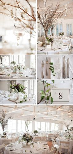 Roche Harbor Weddings // Kristen Honeycutt Photography // Wedding reception decor and styling by Steven Moore Designs