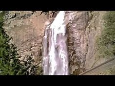 410-foot Feather Falls in Oroville