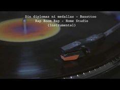 Sin diplomas ni medallas - Bassttoo - Rap Boom Bap Home Studio (Instrume...
