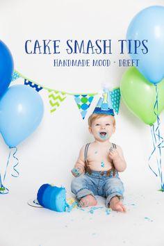 Cake Smash Tips   Handmade Mood