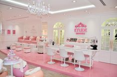 Get pampered like a princess at Etude House's K-Beauty Playzone in its new VivoCity store. The section is fitted with plush pink chairs and cushions ...