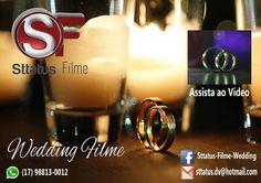 Para você ter as imagens perfeitas no seu evento, conheça a Sttatus filmes. Veja na Revista Digital Novas Noivas: www.revistanovasnoivas.blogspot.com