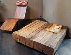Reclaimed Wood Furniture - other - Untiqued