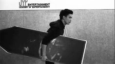 gif - taecyeon, your 'nerd' is showing