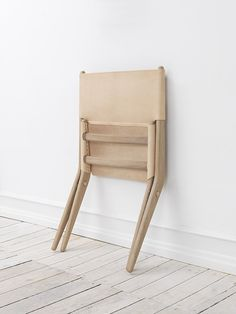 Saxe - foldable chair by Mogens Lassen (1955).