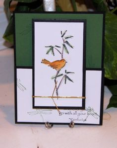 Asian Artistry by sarahs31 - Cards and Paper Crafts at Splitcoaststampers