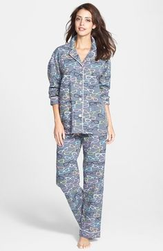 PJ Salvage 'Fall into Flannel' Pajamas | Nordstrom - I WANT THIS!!