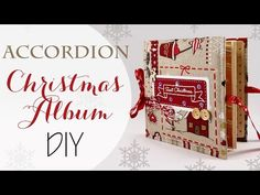 Tuto: Album di Natale a fisarmonica - ENG SUBS Christmas Accordion Album - YouTube