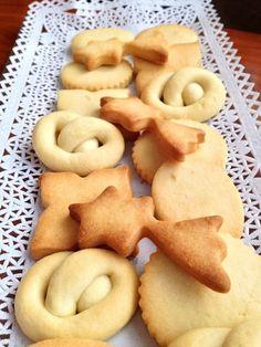 PASTAS DE TE, de Secretos de pastelero Cookie Desserts, Cookie Recipes, Dessert Recipes, No Bake Cookies, Cake Cookies, Cupcakes, Mexican Food Recipes, Sweet Recipes, Biscuits