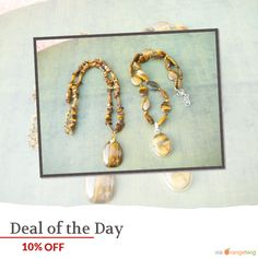 Today Only! 10% OFF this item.  Follow us on Pinterest to be the first to see our exciting Daily Deals. Today's Product: Holiday sale Short Unisex Necklaces-Natural Gemstone Necklace with Oval Pendant/Green Aventurine or Tigers Eye, 2 Choices Buy now: https://www.etsy.com/listing/235345511?utm_source=Pinterest&utm_medium=Orangetwig_Marketing&utm_campaign=Holiday%20sale   #etsy #etsyseller #etsyshop #etsylove #etsyfinds #etsygifts #fashion #beads #handmade #jewelryaddict #malachite #jewelry…