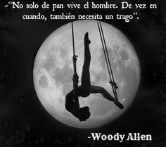 Las mejores frases de Woody Allen para no tomarse la vida tan en serio.
