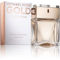 NEW PRIZE: Michael Kors Gold, Rose Edition fragrance (Value: $98) Yours could be free: Follow, Repin, and Win!