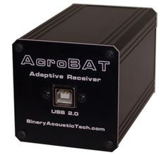 Binary Acoustic Technology AcroBAT #AllThingsTech!