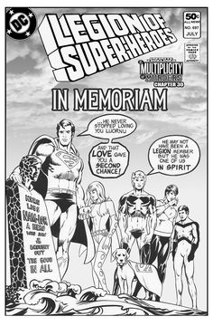 Simply Legion of super heroes xxx