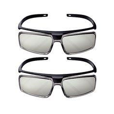 d6c61848ef (Pack of 2) Sony TDG-500P Passive 3D Glasses Samsung Televisions