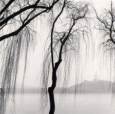 White Stupa, Beihai Park, Beijing, China, 2007 by Michael Kenna. S) http://www.michaelkenna.com/gallery.php?id=18