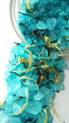1000+ images about *Bath Salts* on Pinterest | Bath Salts, Tree Oil ...