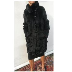 i love this coat, unfortunately real fur