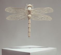 insects art with paper